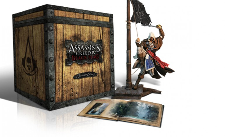 "Assassins Creed 4 ""Buccaneer Edition"" Unboxing"