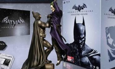 H συλλεκτική του Batman: Arkham Origins