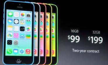 Apple Event: Όλα όσα είδαμε (iPhone 5C / iPhone 5S)