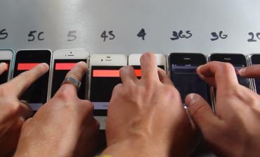 Όλα τα iPhone σε συγκριτικό τεστ