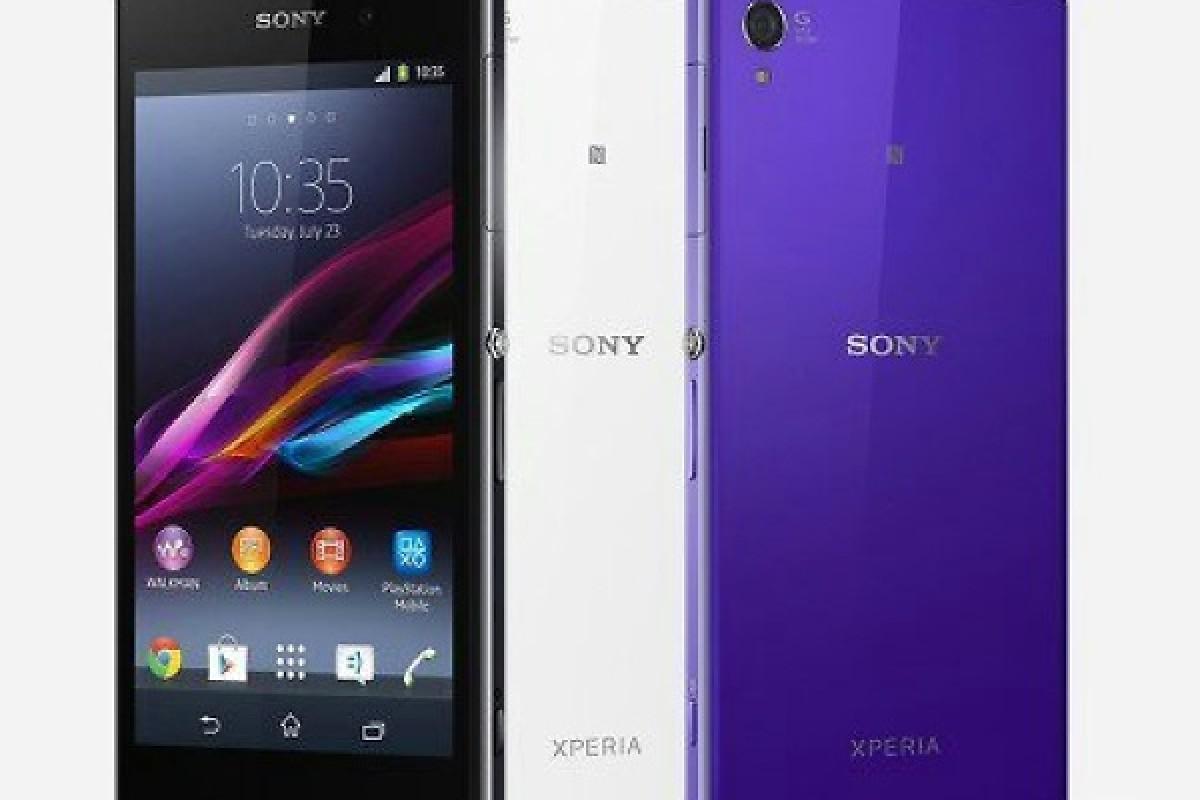 Sony Xperia Z1 με κάμερα 20,7MP