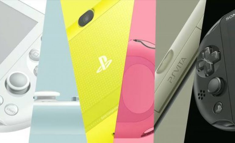 Ανακοινώθηκε νέο PS Vita