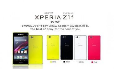 Sony Xperia Z1 f (Ζ1 Mini) και επίσημα