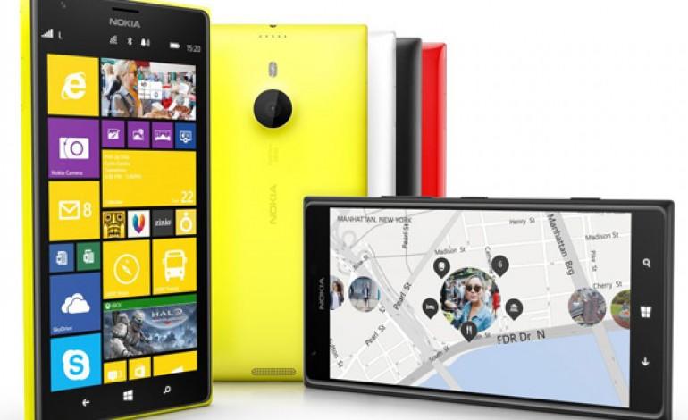 "Nokia Lumia 1520 με 6"" οθόνη"
