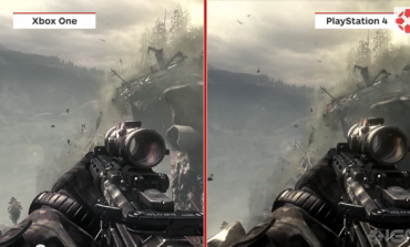 Call of Duty: Ghosts, PS4 vs Xbox One