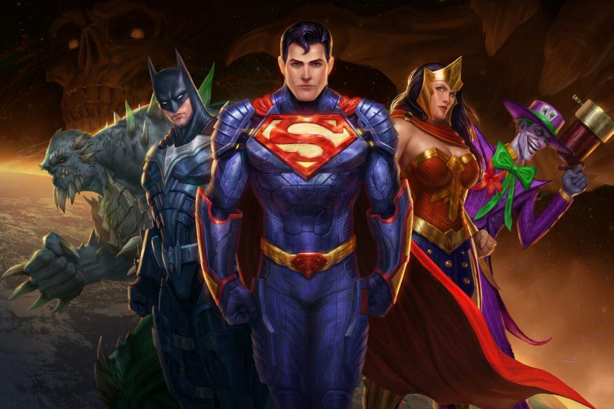 DC Legends: Oι ήρωες της DC έρχονται στις οθόνες των κινητών μας