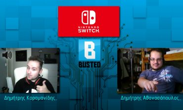 Crew Hangout #11: Αναλύουμε το Nintendo Switch και οι αντιδράσεις μας