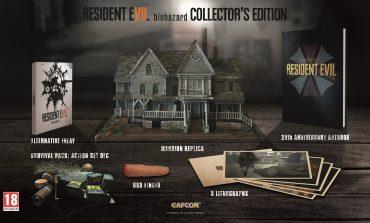 Αποκτήστε μονοκατοικία στην ευρωπαϊκή Collector's Edition του Residen Evil 7
