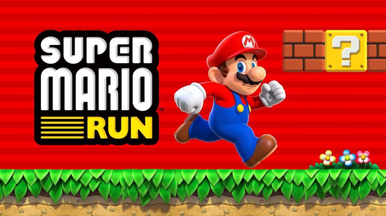 To Super Mario Run το πιο πολυκατεβασμένο app