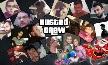 Η ομάδα του Busted στέλνει γράμμα στον Άη Βασίλη