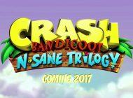 Gameplay από το Crash Bandicoot N-Sane Trilogy