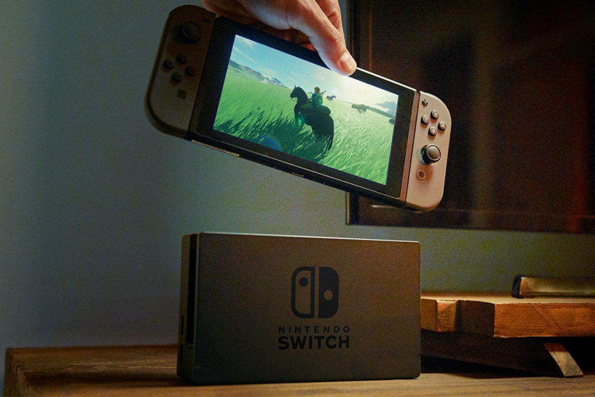 Διέρρευσαν η τιμή και οι launch τίτλοι του Nintendo Switch;