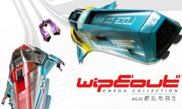 Επιστροφή στις πτήσεις με το WipEout Omega Collection