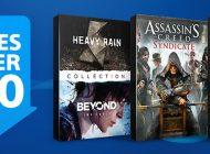 Μεγάλες προσφορές με τίτλους κάτω από 20 ευρώ στο PlayStation Store