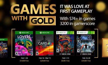 Games with Gold: Τα δωρεάν παιχνίδια Φεβρουαρίου