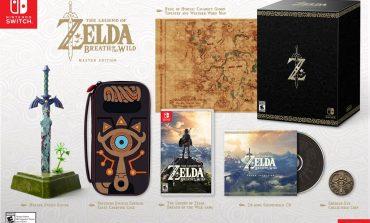 The Legend of Zelda: Breath of the Wild - Πρώτη ματιά στην Συλλεκτική Έκδοση