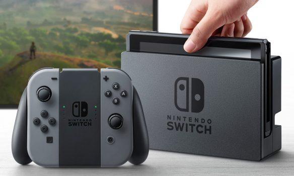 Μέχρι 1080p η ανάλυση των παιχνιδιών του Nintendo Switch