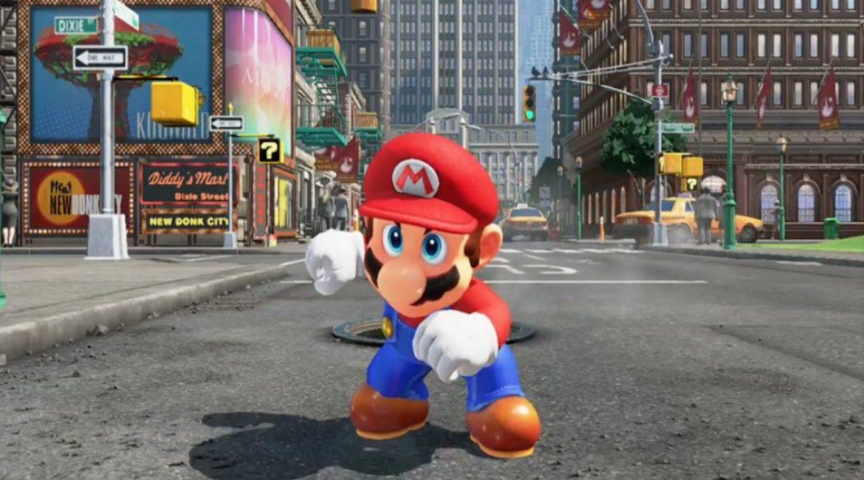 Νέο Νintendo Direct αύριο με αρκετό Super Mario Odyssey