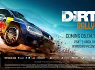 To DiRT Rally έρχεται στο PlayStation VR