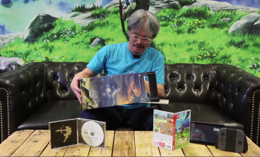 """The Legend of Zelda: Breath of the Wild """"Limited Edition"""" Unboxing"""