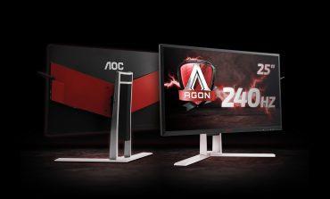 Η νέα πιο γρήγορη gaming οθόνη της σειράς AGON