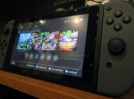 2.740.000 κονσόλες Nintendo Switch παγκοσμίως