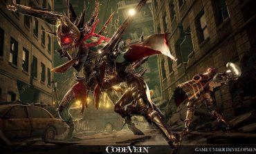 H Namco ανακοίνωσε το Code Vein - Bloodlust