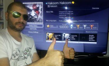 Γνωρίστε τον άνθρωπο με τα 1200 Platinum PSN Trophies