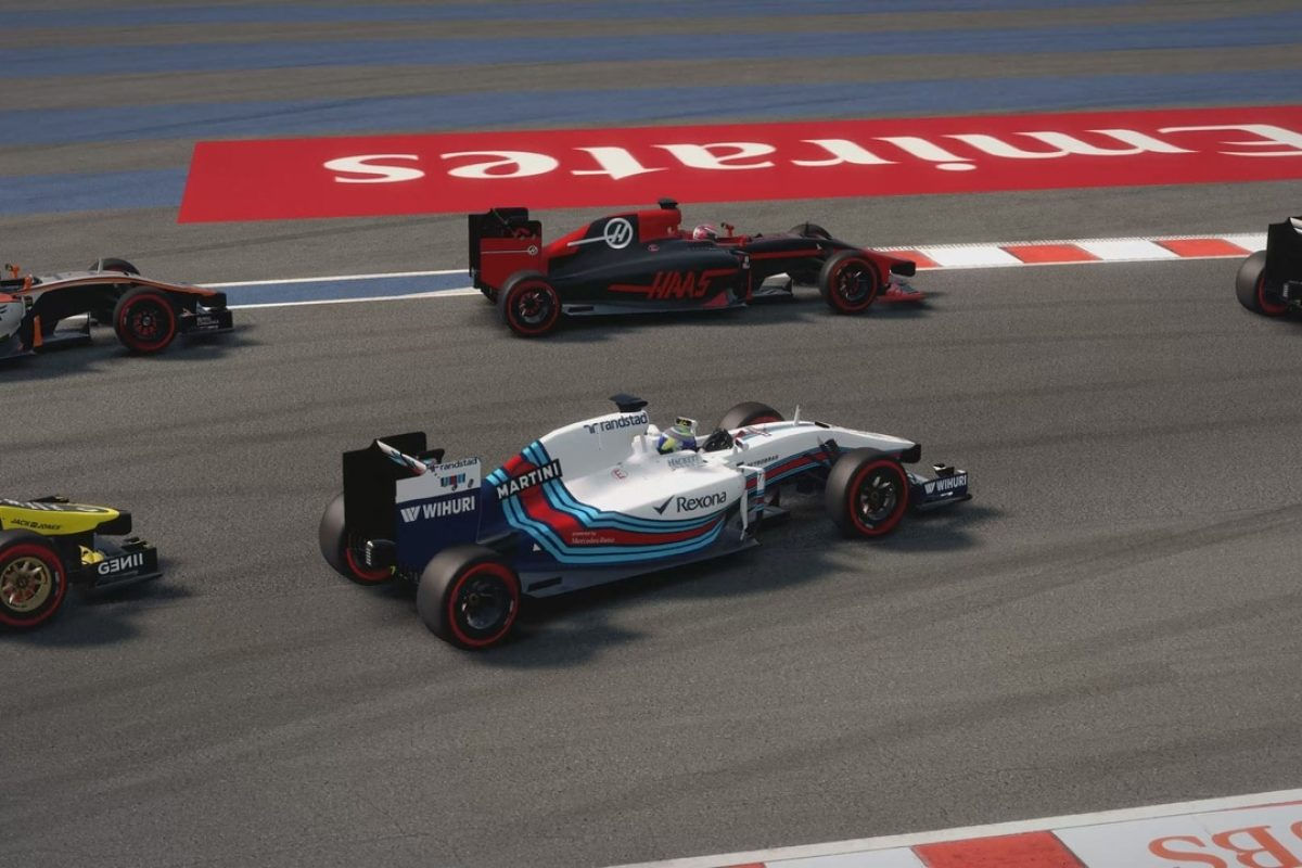 Το F1 2017 έρχεται τον Αυγουστο