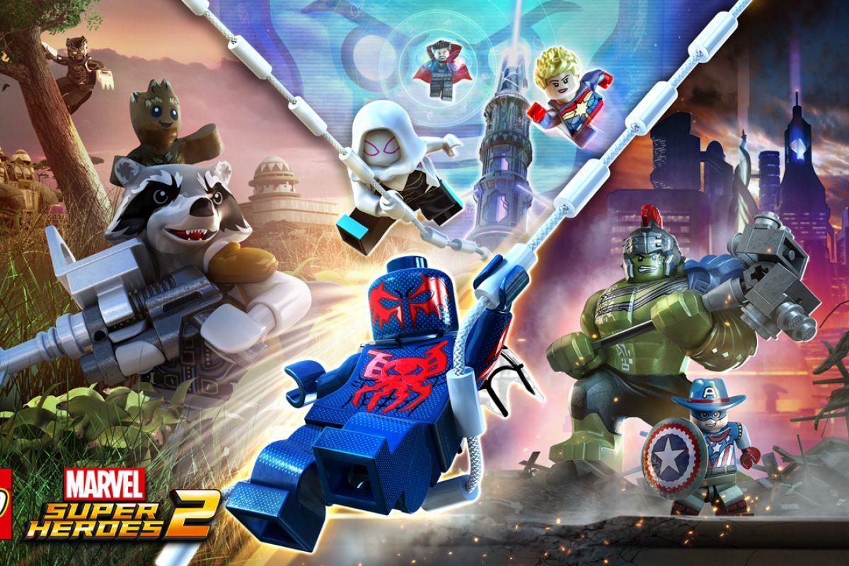 Ανακοινώθηκε το Lego Marvel Super Heroes 2 για Xbox One, PC, PS4 και Switch