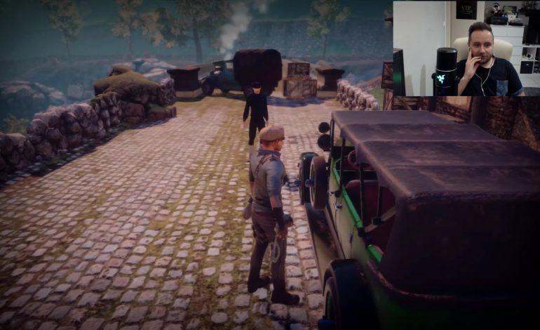 Ο Nathan Drake των φτωχών | Adam's Venture: Origins Gameplay