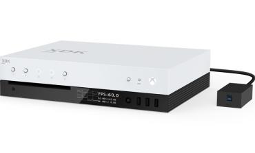 Το Dev Kit του Xbox Scorpio απεικονίζει videos, γραμματοσειρές και δελφίνια! (Video)