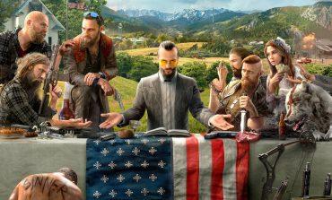 Far Cry 5, Fifa 18 και Sea of Thieves βρίσκονται στην κορυφή των πωλήσεων στο Ηνωμένο Βασίλειο.