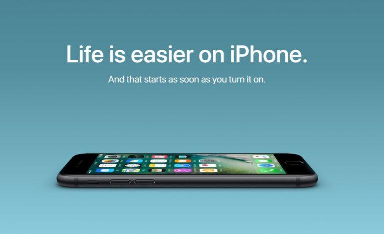 H ζωή είναι πιο απλή με ένα iPhone