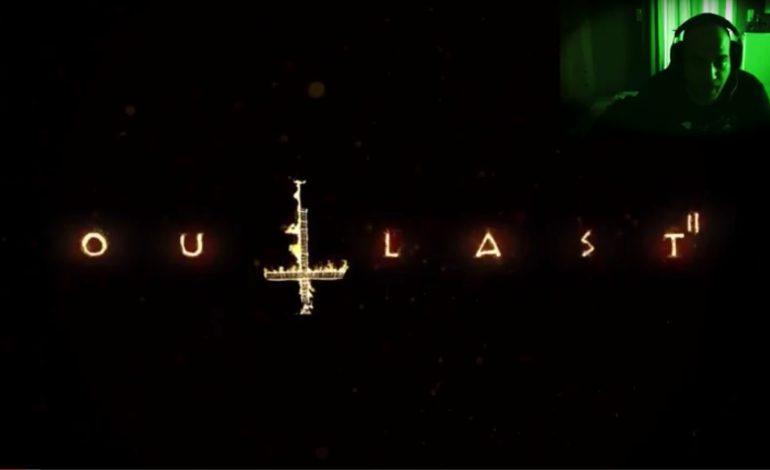 Όχι, δεν φοβάμαι καθόλου! | Outlast 2 Gameplay