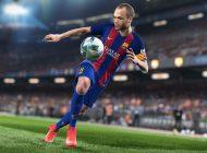 Ανακοινώθηκε το Pro Evolution Soccer 2018