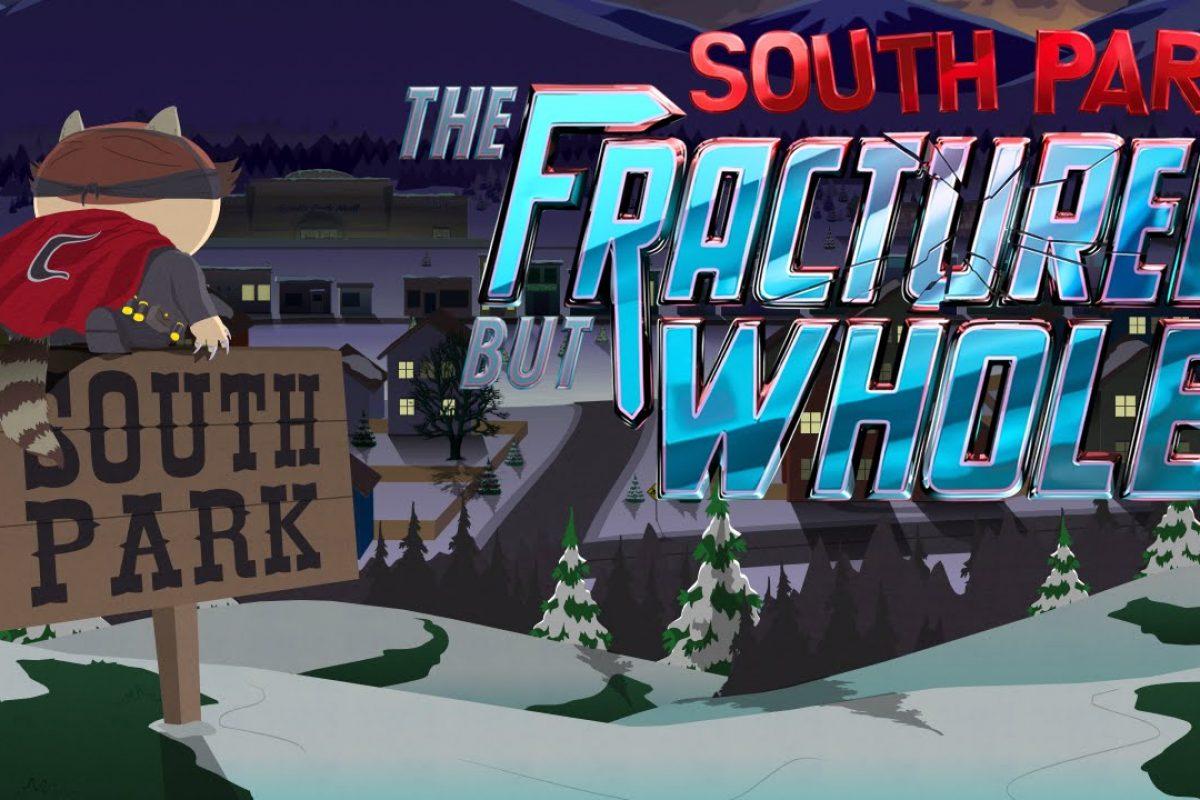 Οριστική ημερομηνία κυκλοφορίας για το South Park: The Fractured But Whole