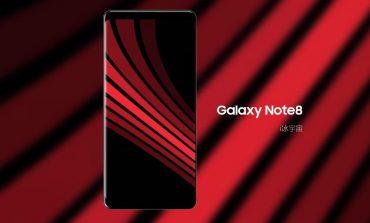 Είναι αυτό το πρώτο επίσημο render του Samsung Galaxy Note 8;