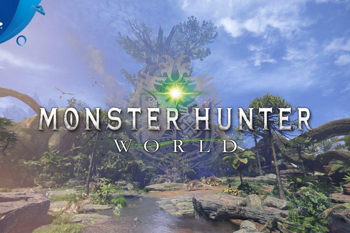 Η Beta του Monster Hunter World (ξανά)έρχεται στο PS4 για όλους!