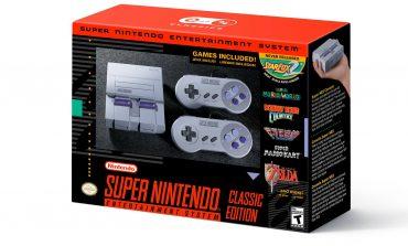 Επίσημο το Super NES Classic Edition