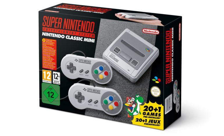 Τα 21 παιχνίδια του Super NES Classic Mini