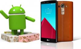 LG G4: Ξεκίνησε το update σε Android Nougat!