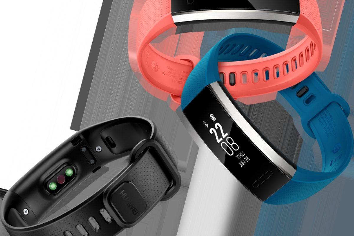 Το Huawei Band 2 Pro θα ξεπεράσει Fitbit Charge 2;