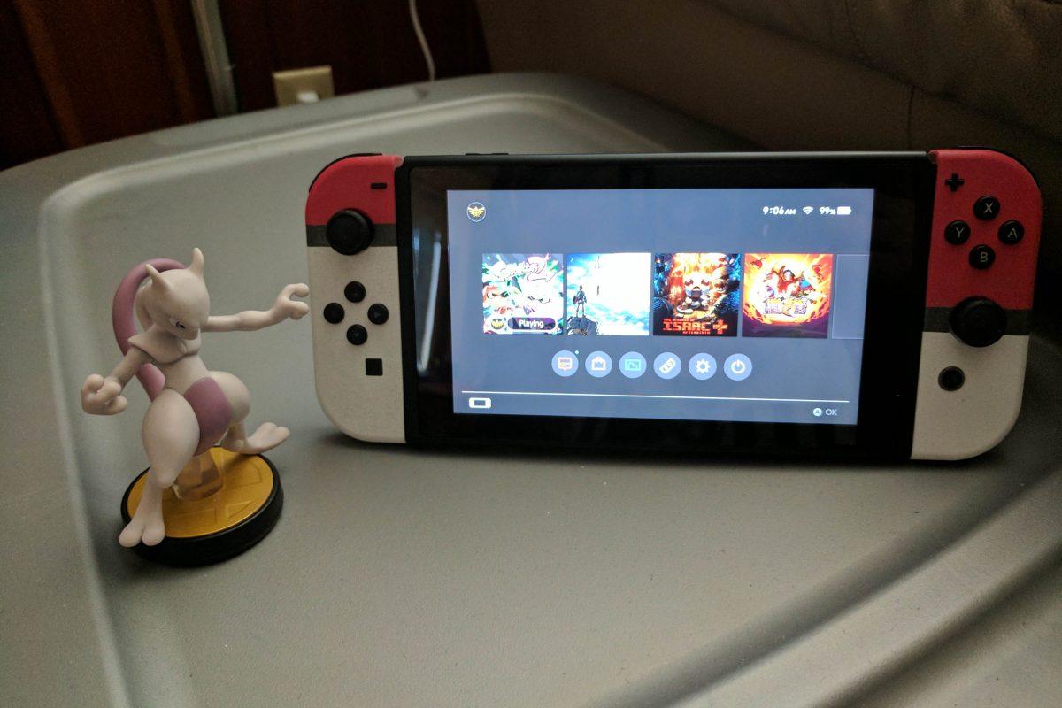 Nintendo Switch: Δείτε το στα χρώματα του Pokemon