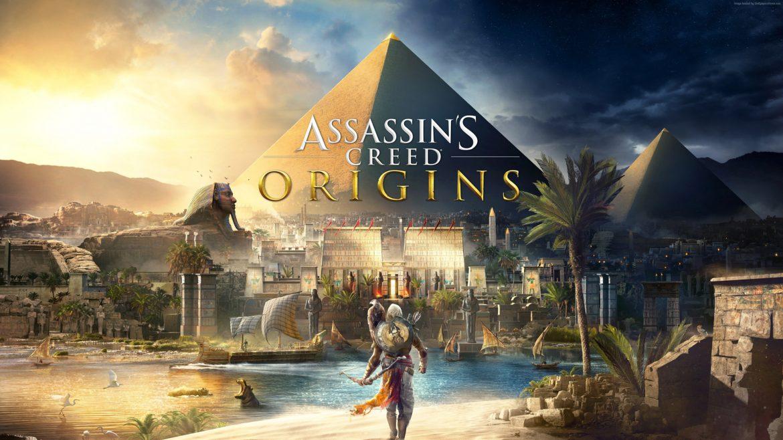 Αρκετά βατή η πλατίνα στο νέο Assassin's Creed Origins