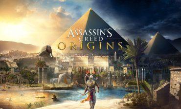 Αποκαλύφθηκε το μέγεθος αρχείου για το Assassin's Creed Origins