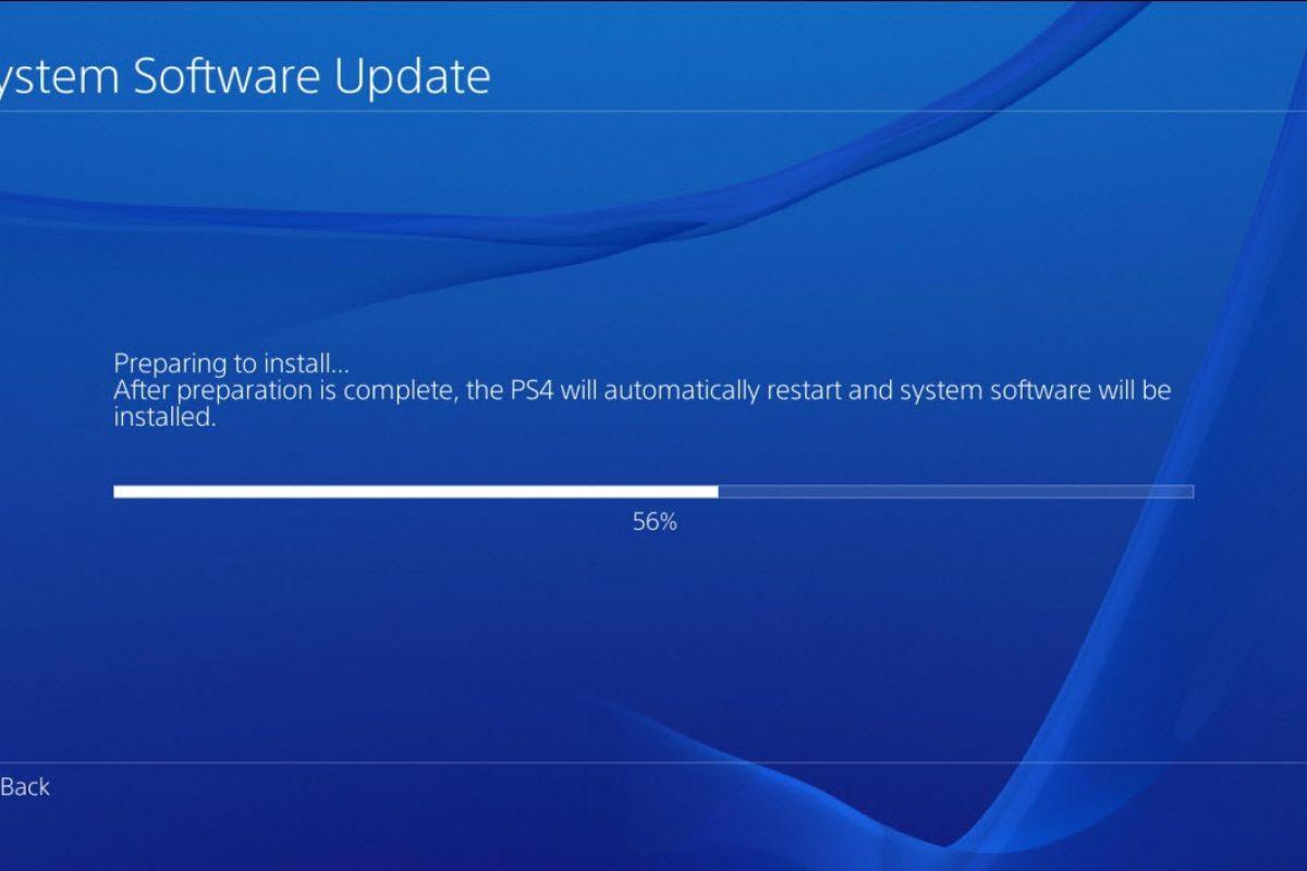 Βγήκε το Software Update 6.0 στο PS4, ξεκινήστε το κατέβασμα!