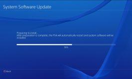 Η Sony ξεκινά τα τεστ για νέο μεγάλο Software Update στο PS4