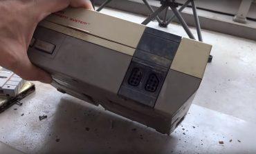"""Κάποιος """"έσωσε"""" ένα NES ξεχασμένο 20 περίπου χρόνια!"""