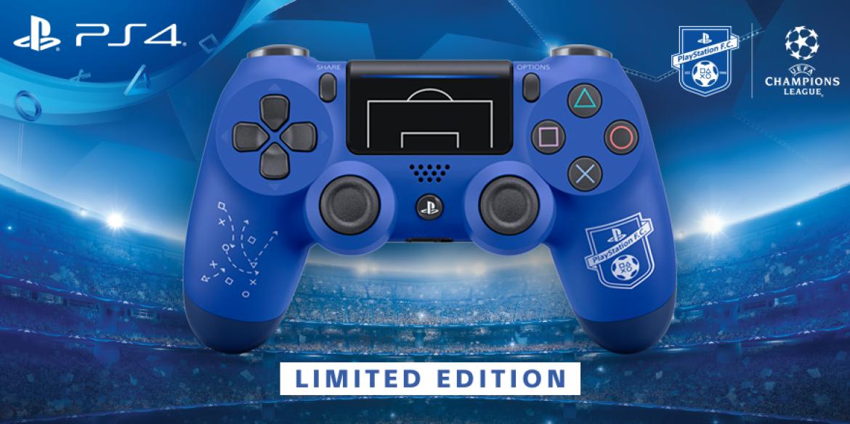 Συλλεκτική έκδοση του PlayStation F.C. Dualshock 4 θα κυκλοφορήσει στην Ευρώπη